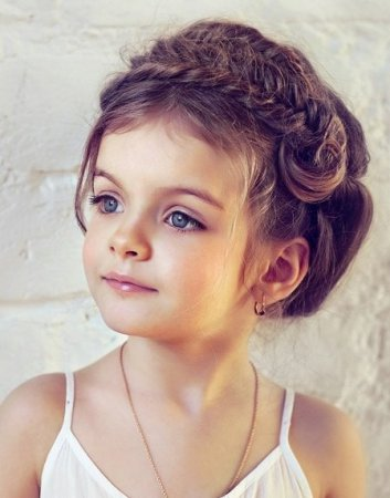 Як робити гарні дитячі зачіски