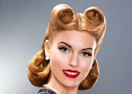 Як зробити зачіски в ретро стилі стиляг