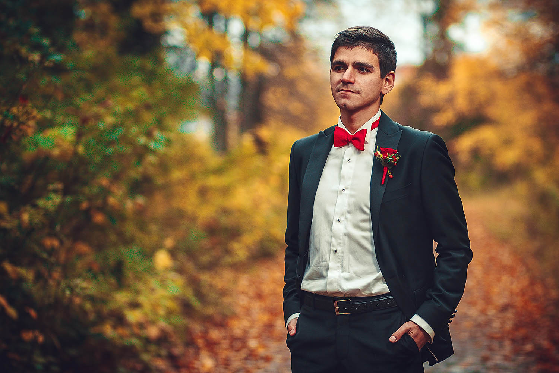 Як одягтися нареченому на весілля