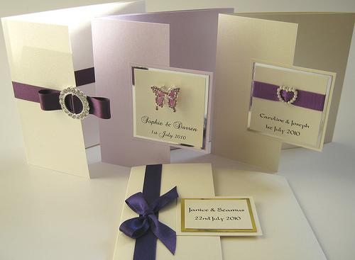 Як зробити електронне запрошення на весілля