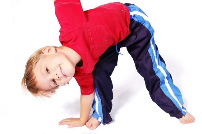 Фізичне виховання дітей дошкільного віку