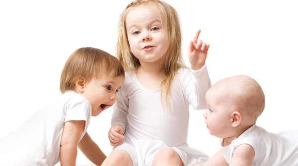 Розвиток зв'язного мовлення у дітей