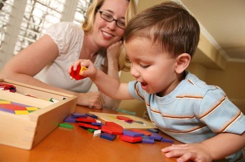 Особливості розумового виховання дітей дошкільного віку