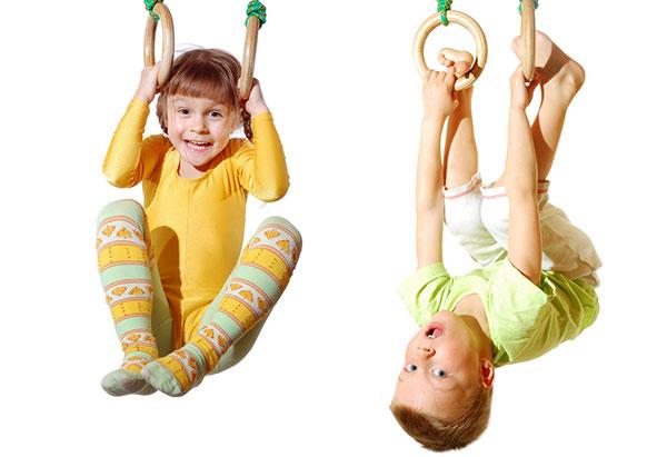 Основи фізичного виховання дітей у сім'ї