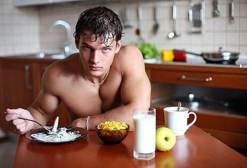 Правильне харчування для чоловіків