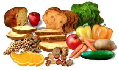 Правильне здорове харчування. Продукти від головного болю.
