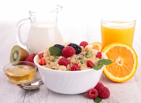 Здоровий спосіб життя: правильне харчування