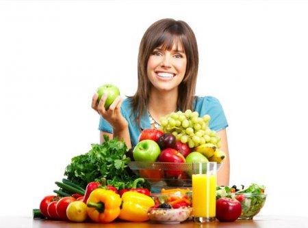 Правильне і здорове харчування: основні принципи