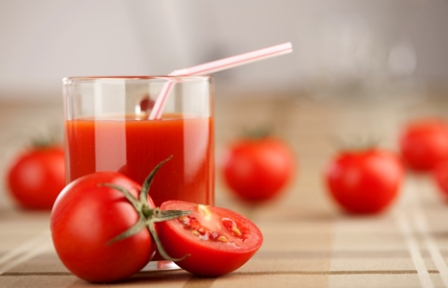 Дієта для схуднення на томатному соку