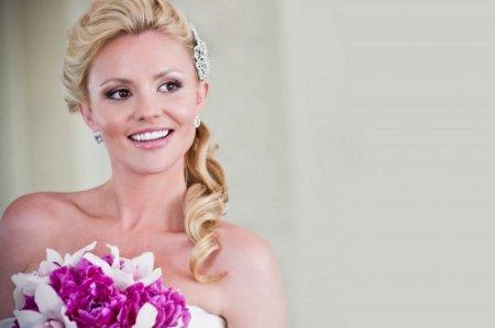 Ідеальний весільний макіяж
