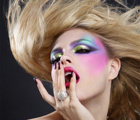 Фантазійний макіяж - мистецтво візажу