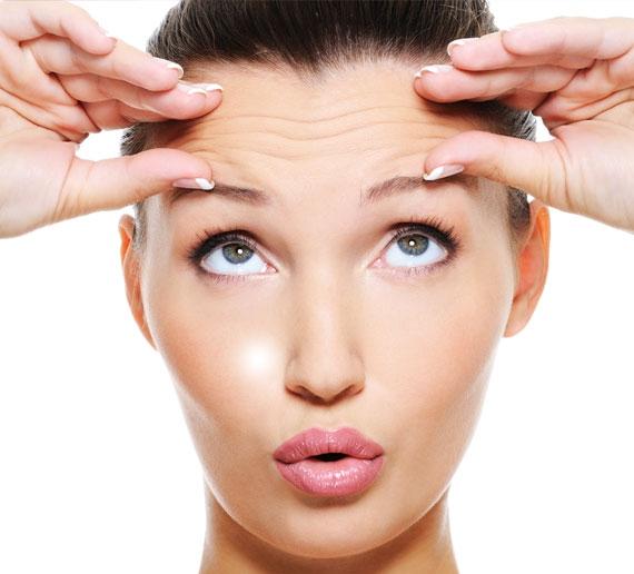 Рецепти масок для обличчя від зморшок