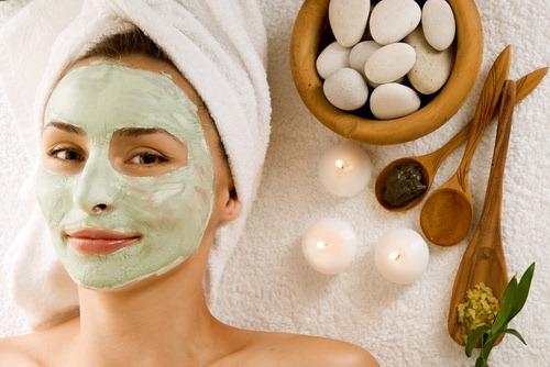 Салон краси на дому: натуральні маски для обличчя