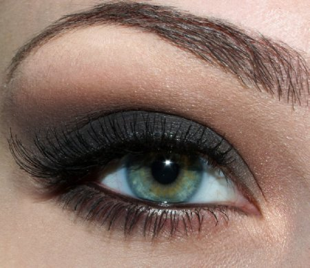 Макіяж очей: як правильно наносити тіні