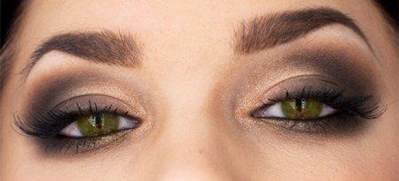 Як правильно зробити макіяж зелених очей: основні рекомендації