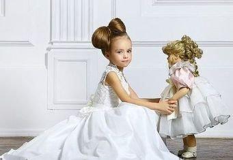 Випускний вечір у дитячому садочку чи після закінчення молодшої школи –  дуже важлива подія в житті маленької дівчинки. Завдання мами підготувати  свою дитину ... 240e84f9b9116