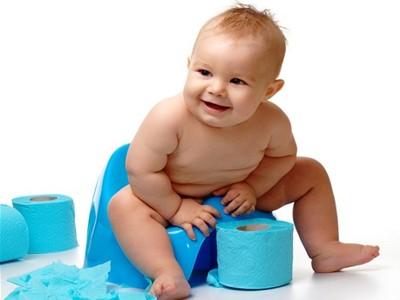 Розвиток дітей. Як привчити малюка до горщика