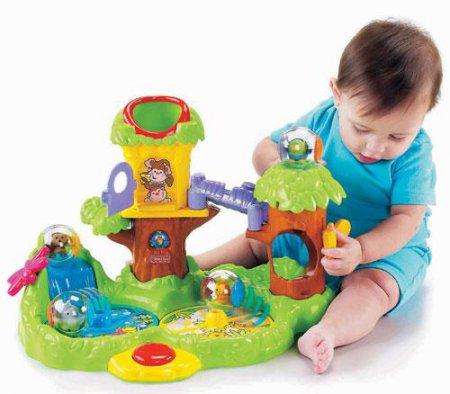 Розвиток дитини. Розвиваючі іграшки для дітей до року