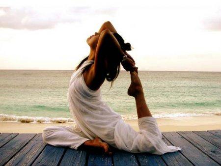 Фітнес йога вправи