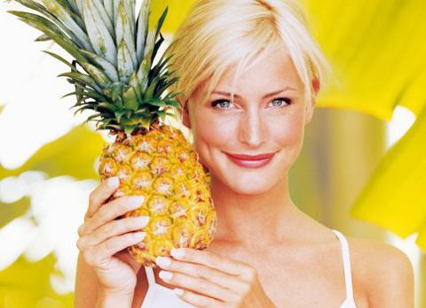 proprietà ananas dieta
