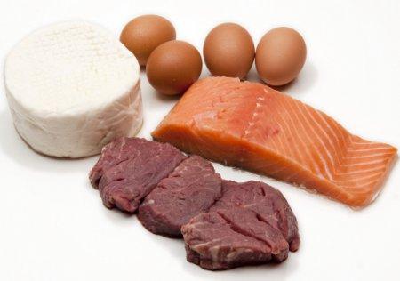 Білкова дієта: меню і основні правила